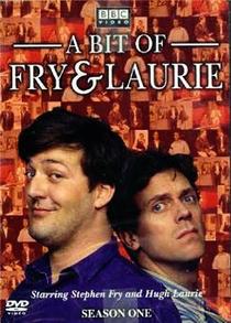 A Bit of Fry and Laurie - 1ª Temporada - Poster / Capa / Cartaz - Oficial 1