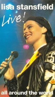 All Around The World - Lisa Stansfield Live! - Poster / Capa / Cartaz - Oficial 1