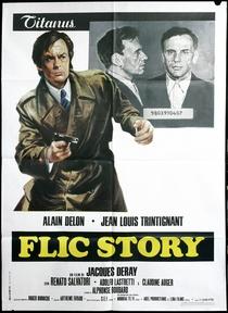 Flic Story - Poster / Capa / Cartaz - Oficial 6
