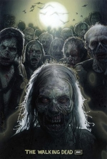 The Walking Dead (2ª Temporada) - Poster / Capa / Cartaz - Oficial 5