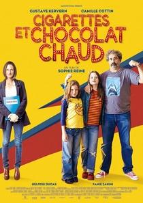 Cigarettes et chocolat chaud - Poster / Capa / Cartaz - Oficial 1