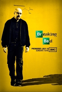 Breaking Bad (4ª Temporada) - Poster / Capa / Cartaz - Oficial 3