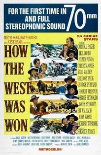 A Conquista do Oeste - Poster / Capa / Cartaz - Oficial 8