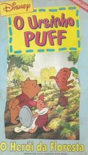 O Ursinho Puff - O Herói da Floresta - Poster / Capa / Cartaz - Oficial 1