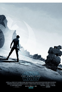 Star Wars, Episódio VIII: Os Últimos Jedi - Poster / Capa / Cartaz - Oficial 30