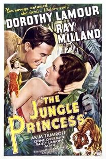 A Princesa da Selva - Poster / Capa / Cartaz - Oficial 1