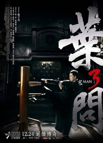 O Grande Mestre 3 - Poster / Capa / Cartaz - Oficial 1