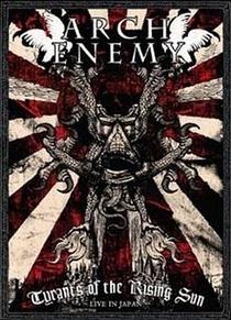 Arch Enemy: Tyrants Of The Rising Sun - Poster / Capa / Cartaz - Oficial 1