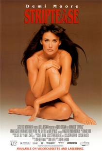 Striptease - Poster / Capa / Cartaz - Oficial 1