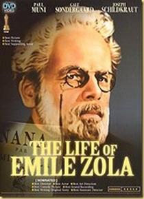 A Vida de Emile Zola - Poster / Capa / Cartaz - Oficial 3