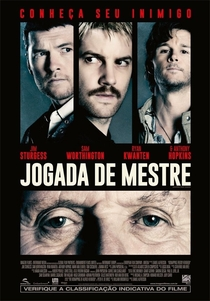 Jogada de Mestre - Poster / Capa / Cartaz - Oficial 2