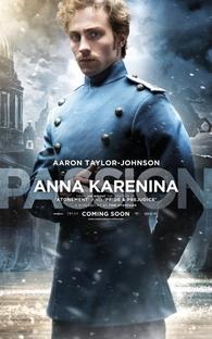 Anna Karenina - Poster / Capa / Cartaz - Oficial 6