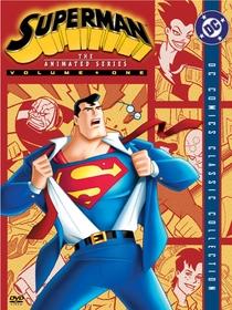 Superman: A Série Animada (1ª Temporada) - Poster / Capa / Cartaz - Oficial 1