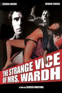 O Estranho Vício da Senhora Wardh - Poster / Capa / Cartaz - Oficial 13