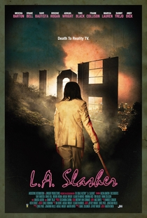 L.A. Slasher - Poster / Capa / Cartaz - Oficial 1