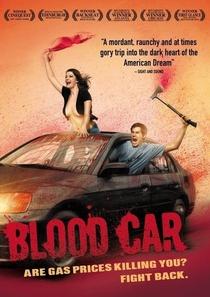 Carro a Sangue - Poster / Capa / Cartaz - Oficial 2