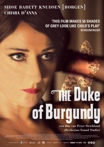 O Duque de Burgundy - Poster / Capa / Cartaz - Oficial 4