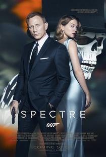 007 Contra Spectre - Poster / Capa / Cartaz - Oficial 1