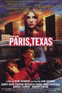 Paris, Texas - Poster / Capa / Cartaz - Oficial 5