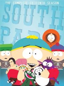 South Park (15ª Temporada) - Poster / Capa / Cartaz - Oficial 1