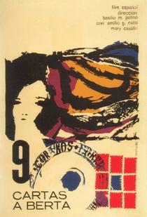 Nueve Cartas a Berta - Poster / Capa / Cartaz - Oficial 5