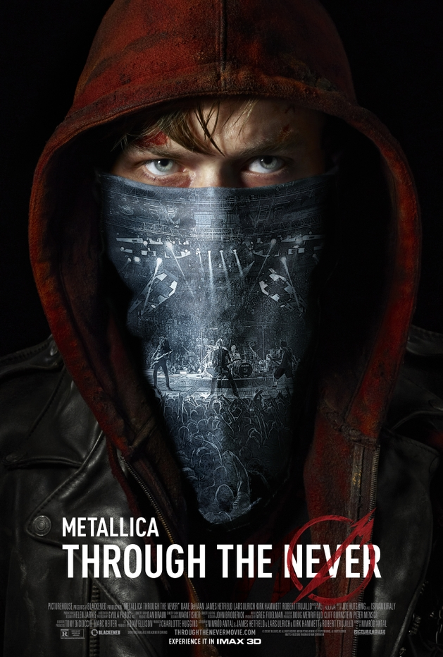Crítica: Metallica Through the Never
