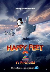 Happy Feet: O Pinguim 2 - Poster / Capa / Cartaz - Oficial 2