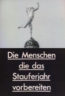 As pessoas que preparam o aniversário de Staufer - Poster / Capa / Cartaz - Oficial 1