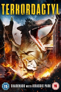 Terrordactyl - Poster / Capa / Cartaz - Oficial 1