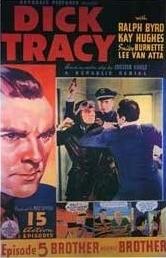 Dicky Tracy: O Detetive - Poster / Capa / Cartaz - Oficial 1