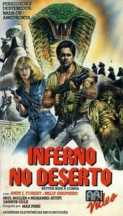 Inferno No Deserto - Poster / Capa / Cartaz - Oficial 1