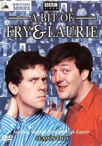 A Bit of Fry and Laurie - 2ª Temporada - Poster / Capa / Cartaz - Oficial 1