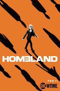 Homeland (7ª Temporada) - Poster / Capa / Cartaz - Oficial 1