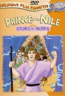 O Príncipe do Nilo - A História de Moisés - Poster / Capa / Cartaz - Oficial 1