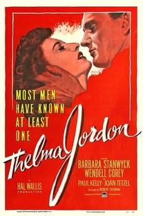 A Confissão De Thelma - Poster / Capa / Cartaz - Oficial 1