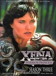 Xena: A Princesa Guerreira (3ª Temporada) - Poster / Capa / Cartaz - Oficial 2