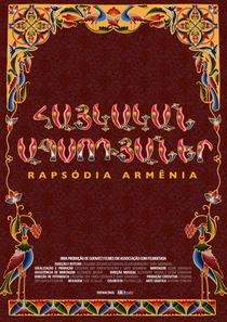 Rapsódia Armênia - Poster / Capa / Cartaz - Oficial 1