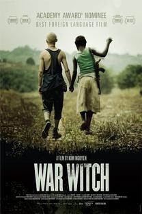 A Feiticeira da Guerra - Poster / Capa / Cartaz - Oficial 4