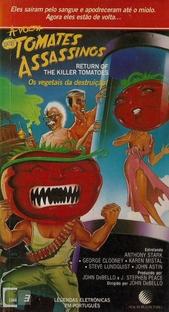 O Retorno dos Tomates Assassinos - Poster / Capa / Cartaz - Oficial 2
