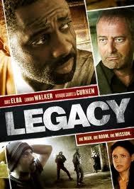 Legacy - Poster / Capa / Cartaz - Oficial 1
