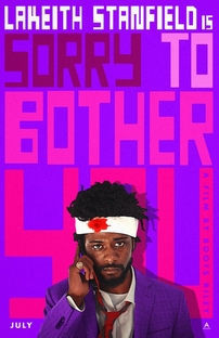 Sorry to Bother You - Poster / Capa / Cartaz - Oficial 1