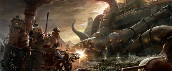 Steampunk – As Engrenagens de Ouro da Ficção Científica