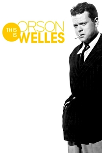 This Is Orson Welles - Poster / Capa / Cartaz - Oficial 1