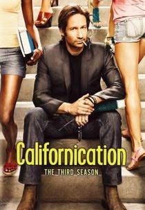 Californication (3ª Temporada) - Poster / Capa / Cartaz - Oficial 2