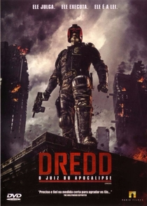 Dredd - Poster / Capa / Cartaz - Oficial 6