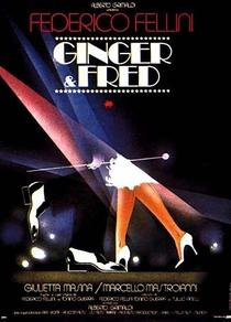 Ginger e Fred - Poster / Capa / Cartaz - Oficial 2