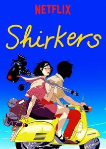 Shirkers - O Filme Roubado - Poster / Capa / Cartaz - Oficial 2