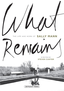 What Remains: The Life and Work of Sally Mann - Poster / Capa / Cartaz - Oficial 1