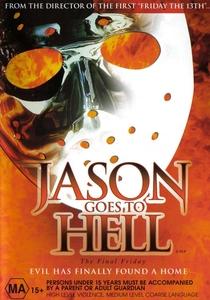 Jason Vai para o Inferno: A Última Sexta-Feira - Poster / Capa / Cartaz - Oficial 2