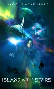 Island in the Stars - Poster / Capa / Cartaz - Oficial 1